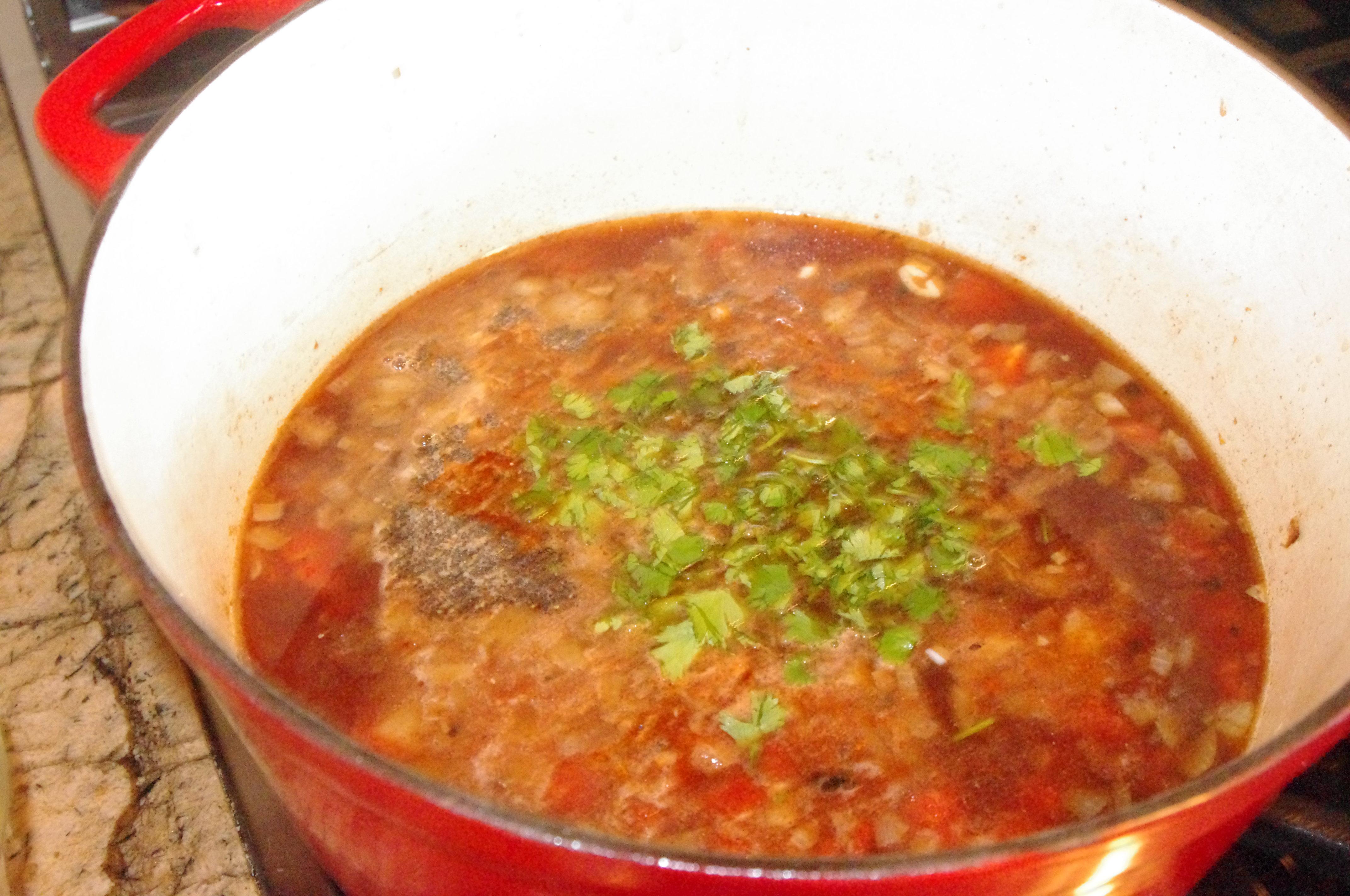 Poblano Beef Stew | Relish Food & Life with Jill